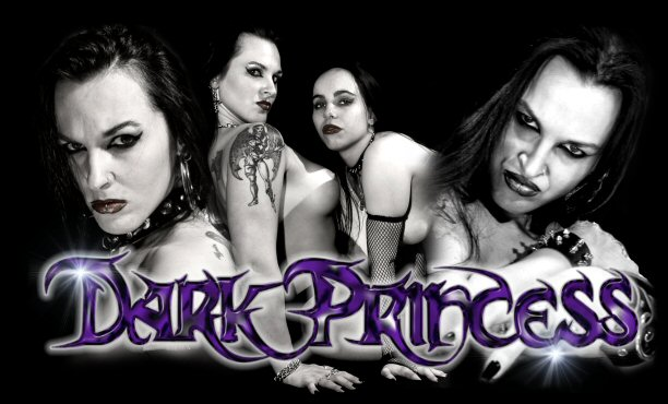 Dark Princess, Marilyn Perret - your dark, sexy, swiss gothic fetish !